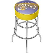 NBA Los Angeles Lakers Hardwood Classics Bar Stool, One Size