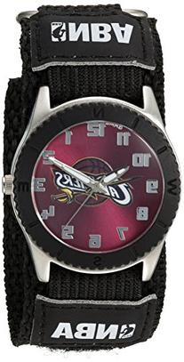 """Game Time Unisex NBA-ROB-CLE """"Rookie Black"""" Watch -"""