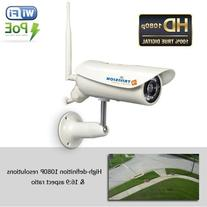 TriVision NC-336PW HD 1080P Wireless Outdoor Home Security