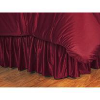Ncaa Alabama Crimson Tide Bedskirt Queen Alabama U