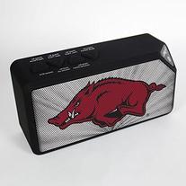 NCAA Arkansas Razorbacks BX-100 Bluetooth Speaker, Black