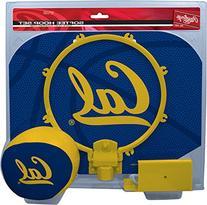 NCAA California Golden Bears Kids Slam Dunk Hoop Set, Blue,