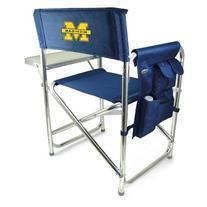 NCAA Michigan Wolverines Sports Chair