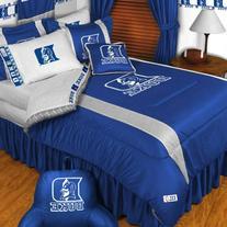 NCAA Duke Blue Devils - 5pc BED IN A BAG - Queen Bedding Set