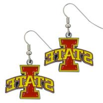 NCAA Michigan Wolverines Dangle Earrings