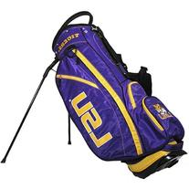 NCAA Louisiana State Fightin Tigers Fairway Stand Golf Bag