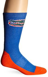 NCAA Florida Gators Women's Champ Performance Crew Socks,