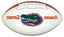 NCAA Florida Gators Official Size Synthetic Leather