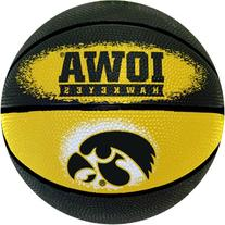 NCAA Iowa Hawkeyes Mini Basketball, 7-Inches