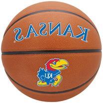 NCAA Kansas Jayhawks Triple Threat Full Size Basketball by