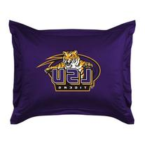 NCAA LSU Fightin Tigers Locker Room Sham