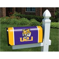 NCAA LSU Tigers Mailbox Cover