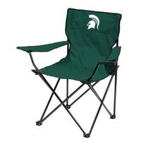 NCAA Michigan State Spartans Adult Quad Chair, Hunter
