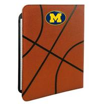 NCAA Michigan Wolverines Classic Basketball Portfolio, 8.