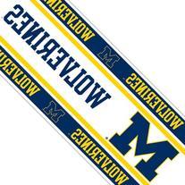 NCAA Michigan Wolverines Wall Border