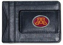 NCAA Minnesota Golden Gophers Cash and Card Holder