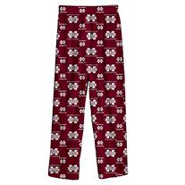 NCAA Mississippi State Bulldogs Colored Printed Pant,