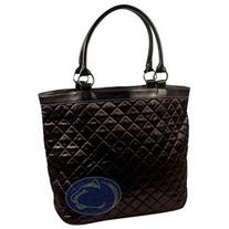 NCAA Sport Noir Quilted Tote Bag, Penn State Nittany Lions