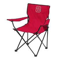 NCAA North Carolina State Wolfpack Quad Chair, Adult, Red