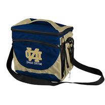 NCAA Notre Dame Fighting Irish 24 Can Cooler, Team Color,