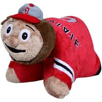 NCAA Ohio State Buckeyes Pillow Pet