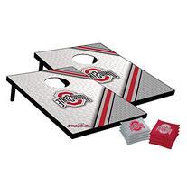 NCAA Ohio State Buckeyes Tailgate Toss Bean Bag Game Set,
