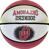 NCAA Oklahoma Sooners Mini Basketball, 7-Inches
