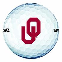 NCAA Oklahoma Sooners Logo 2013 e6 Golf Balls