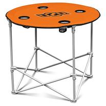 NCAA Oklahoma State Cowboys Round Tailgating Table
