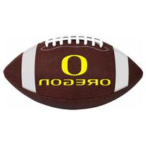 NCAA Oregon Ducks Game Time Full Size Football