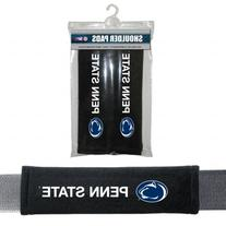 NCAA Penn State Nittany Lions Seat Belt Pads, One Size
