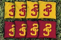 NCAA Replacement All Weather Cornhole Bag Set NCAA Team: USC