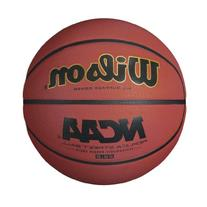 Wilson NCAA Replica Rubber Basketball