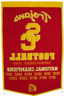 NCAA Southern Cal Dynasty Banner