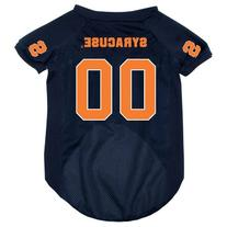 NCAA Syracuse Orange Pet Jersey,  X-Large