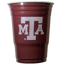 NCAA Texas A&M Aggies Game Day Cups, 18-Ounce, Sleeve of 18