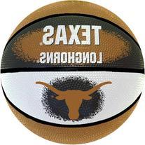 NCAA Texas Longhorns Mini Basketball, 7-Inches