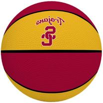 NCAA USC Trojans Alley Oop Dunk Basketball by Rawlings