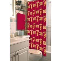NCAA USC University of Southern California Trojans Shower