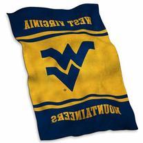 NCAA West Virginia Mountaineers Ultrasoft Blanket