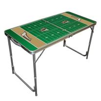 NCAA Western Michigan Broncos 2x4 Tailgate Table