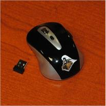 NCAA Wisconsin Badgers Wireless Mouse