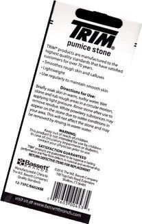 Trim Neatfeet 00453 Pumice Stone, 1 Count