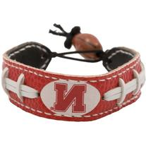 Nebraska Cornhuskers Team Color Gamewear Bracelet