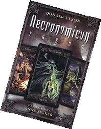 Necronomicon Tarot deck