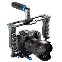 Neewer Aluminum Alloy Camera Video Cage Film Movie Making