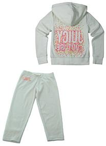 Juicy Couture Girls Neon Dot Tracksuit