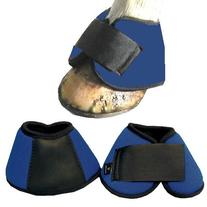 Intrepid International Neoprene No Turn Bell Boots, Medium,