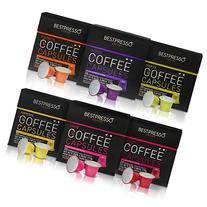 Nespresso Compatible Gourmet Coffee Capsules - 120 Pod