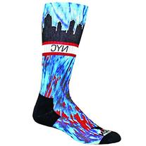 Red Lion New York City Sublimated Crew Socks